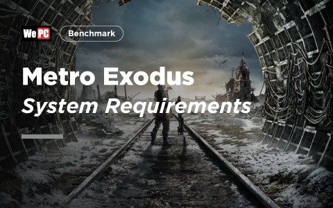 Metro Exodus System Requirements