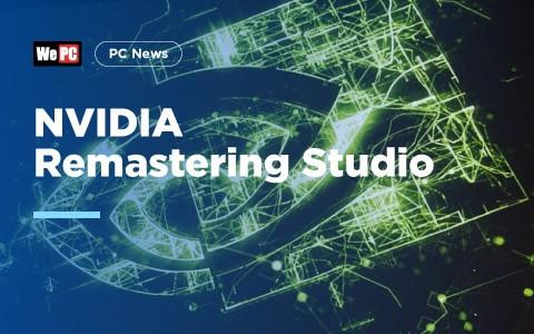 NVIDIA Remastering Studio