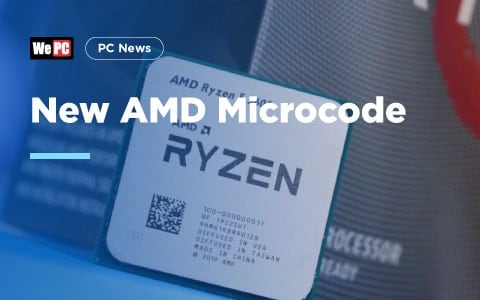New AMD Microcode