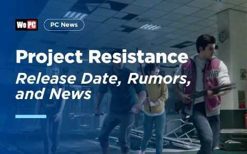 Project Resistance Release