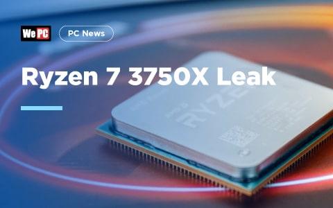 Ryzen 7 3750X Leak 1