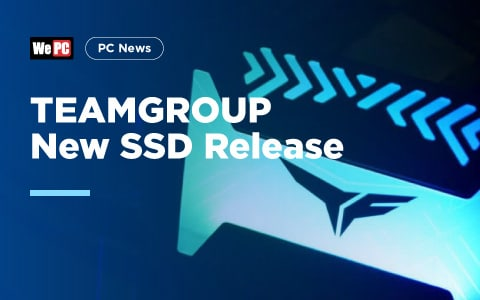 TEAMGROUP New SSD Release