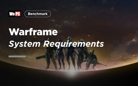 Warframe System Requirements