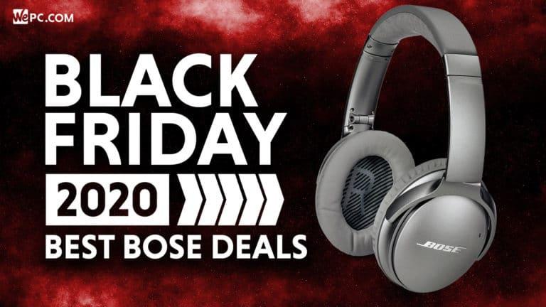 2. Bose Deals