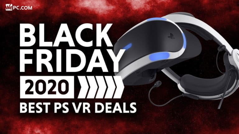Black Friday PSVR Deals