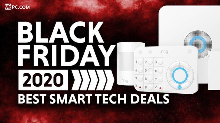 Black Friday Smart Tech Deals