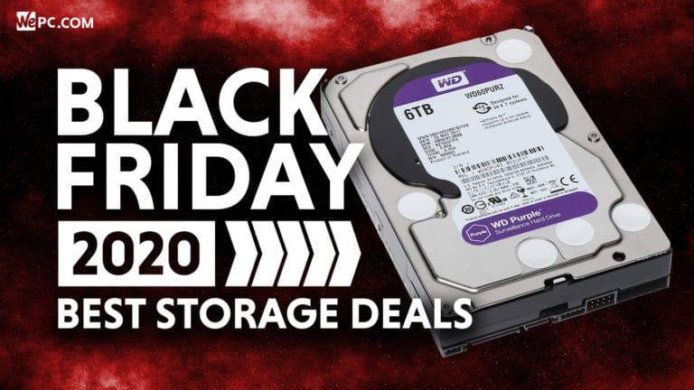 Black Friday Storage Deals