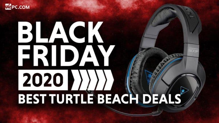 Turtle Beach Black Friday Deals 2020