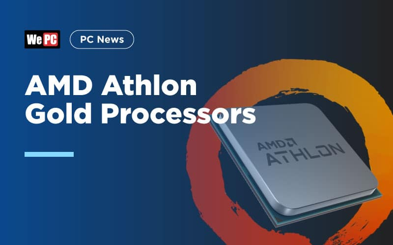 AMD Athlon Gold Processors