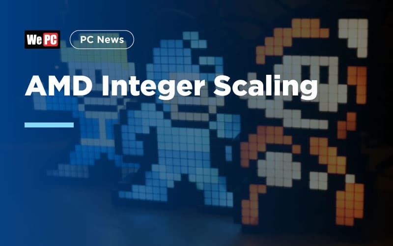 AMD Integer Scaling