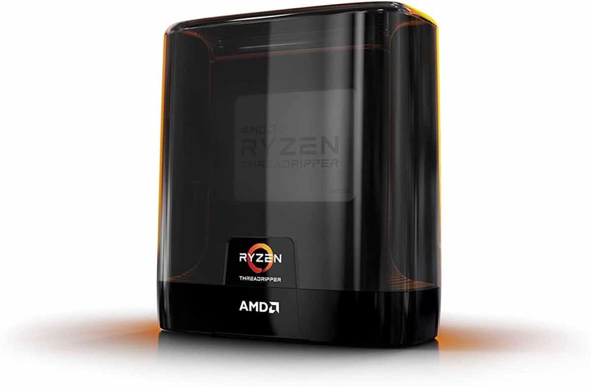 AMD Ryzen 3rd Gen Threadripper Box 3960X 3970X