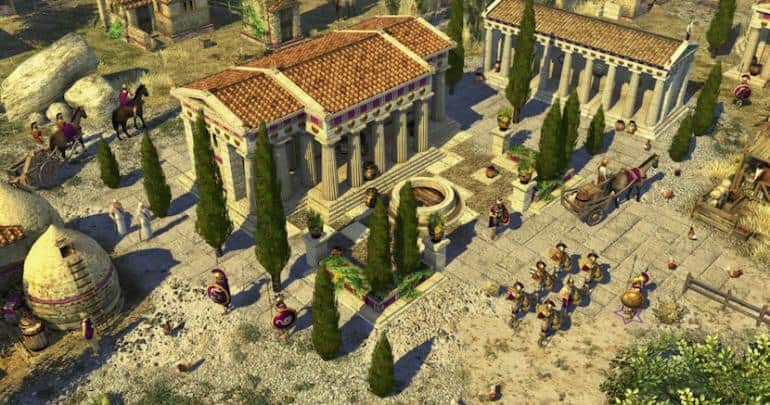 Age Of Empires IV Trailer