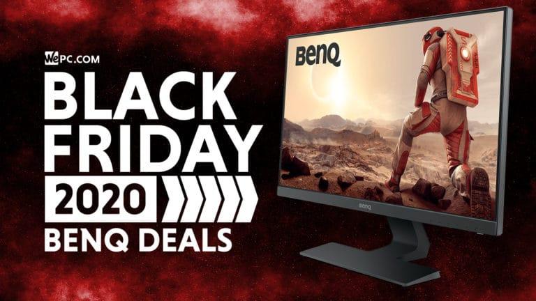 Best Black Friday BenQ Deals 2020