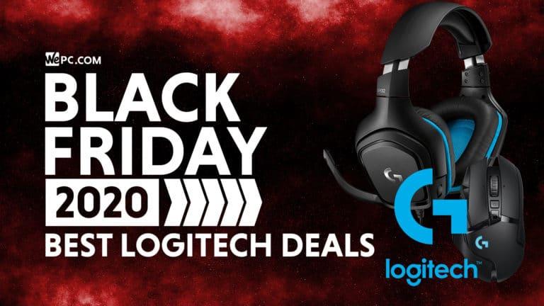 BF Logitech deals
