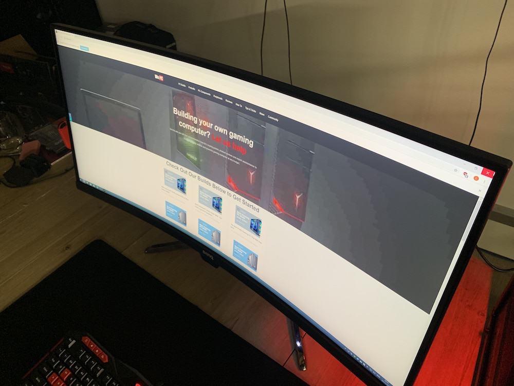 BenQ Monitor 19