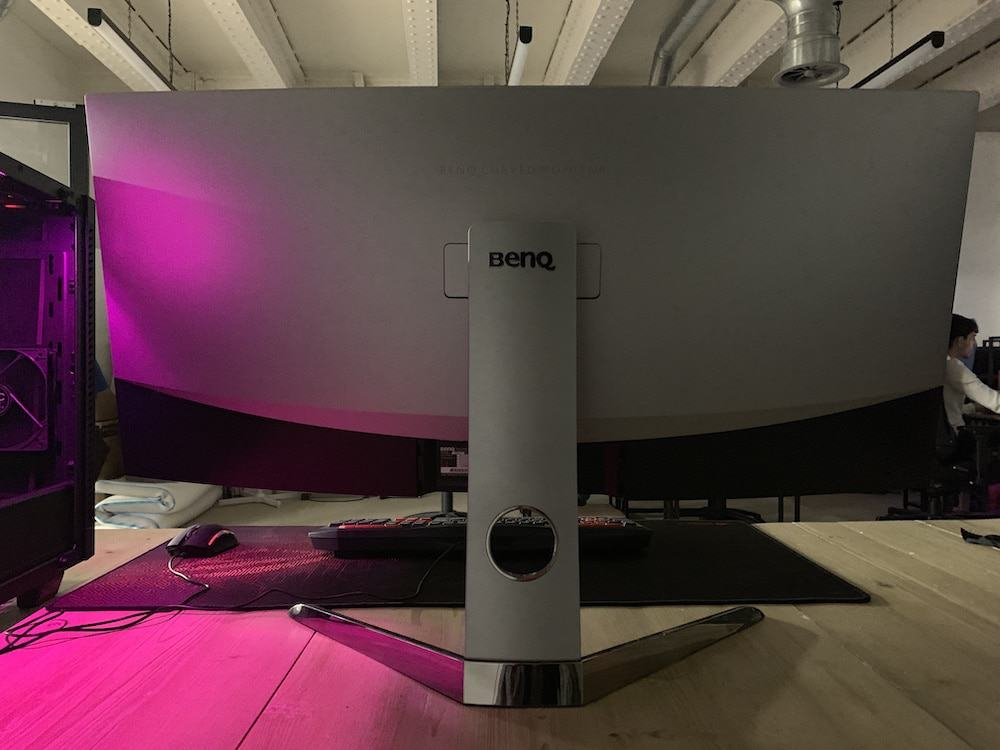BenQ Monitor 8