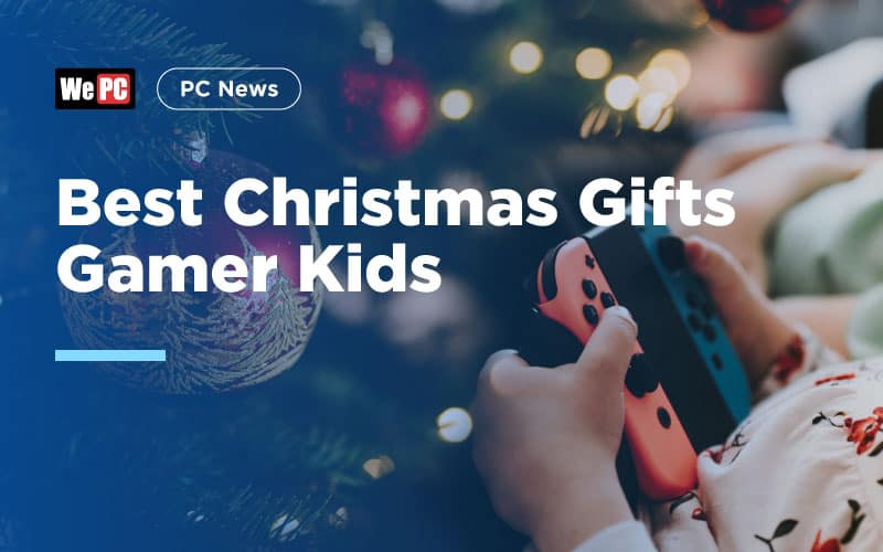 Best Christmas Gifts Gamer Kids
