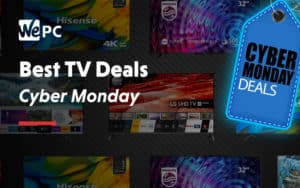 Best TV Deals Cyber Monday