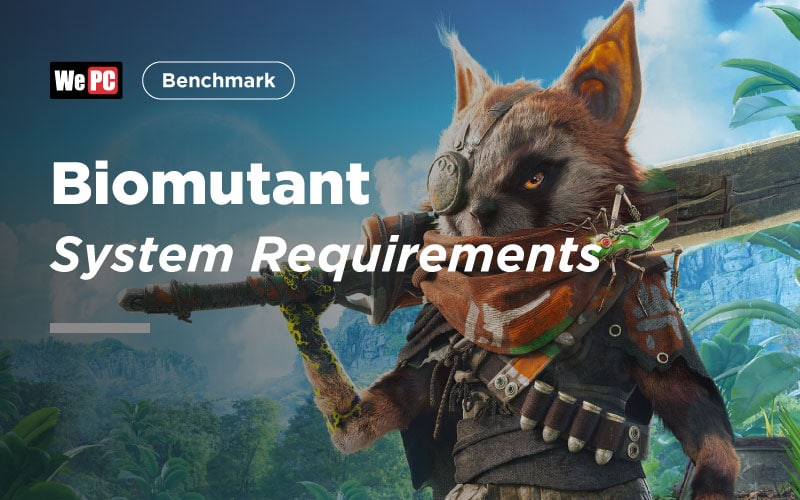 Biomutant System Requirements