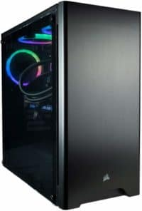 CUK Sentinel Black Gaming PC