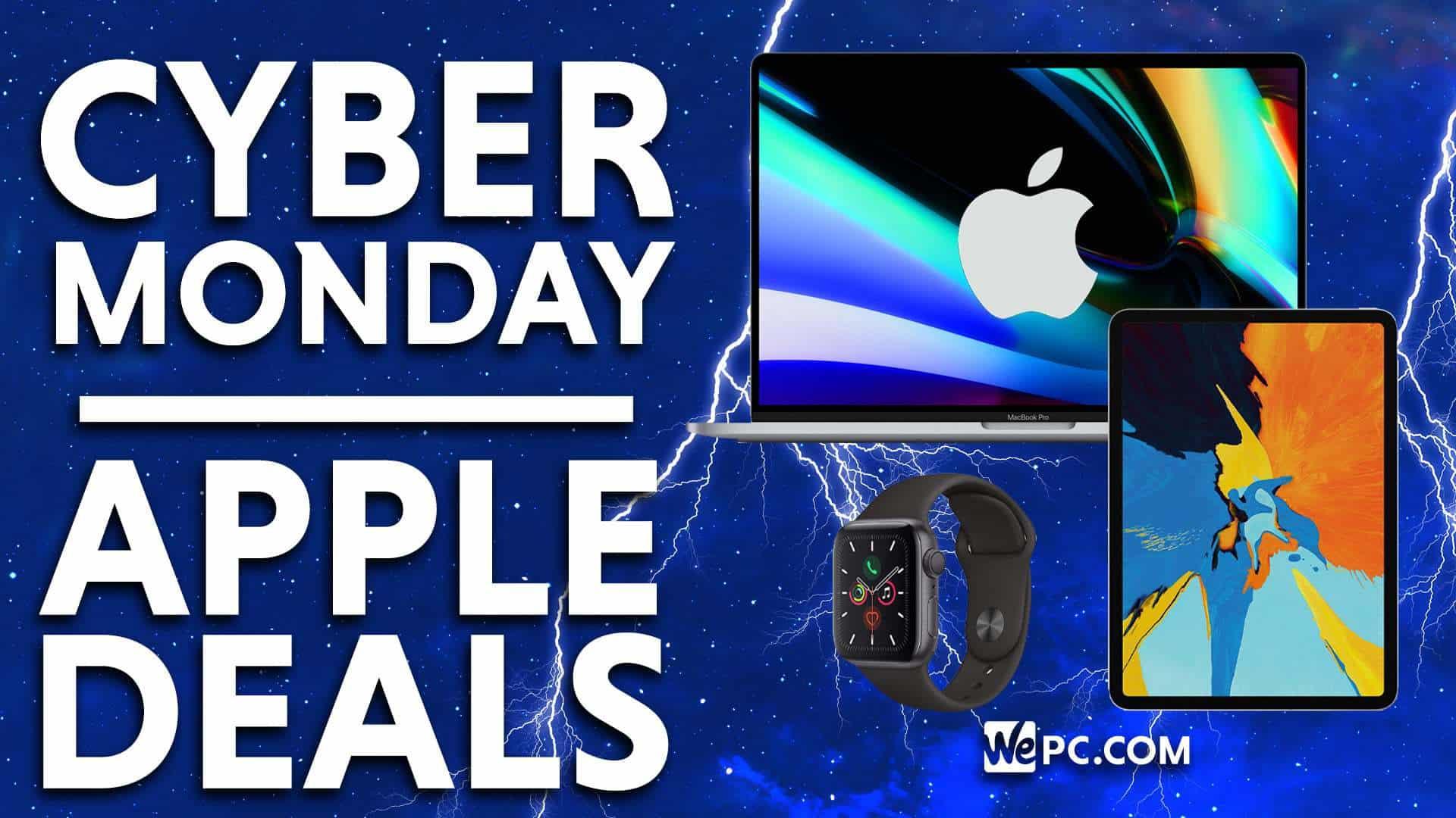Apple Cyber Monday Deals 2020 Wepc