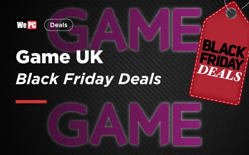 Game UK Black Friday Deals