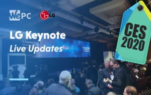 LG Keynote Latest News