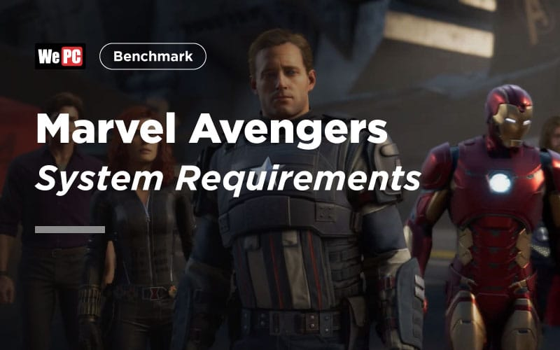 Marvel Avengers System Requirements