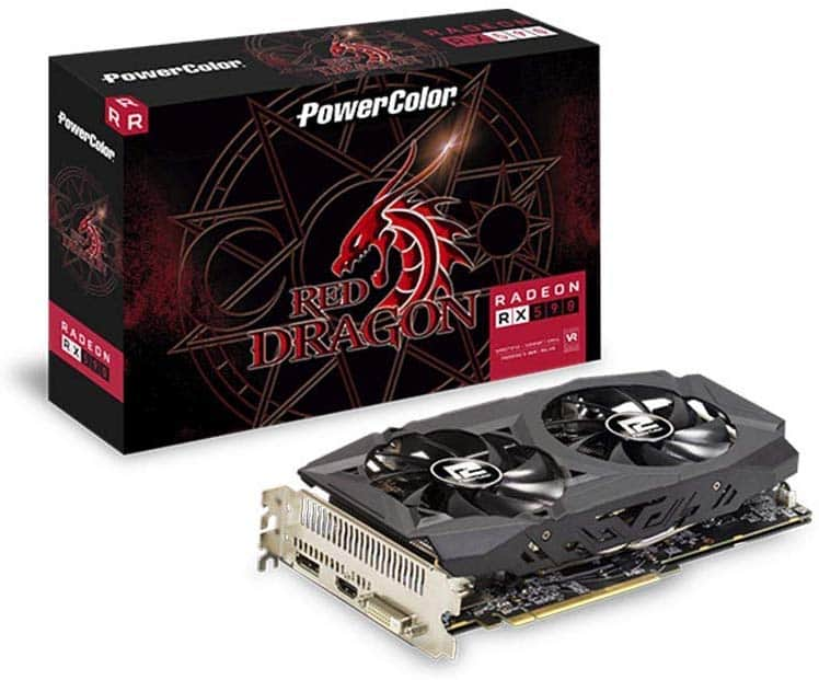 PowerColor Red Dragon RX 590 8GB