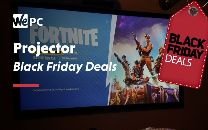 Projector Black Friday Deals