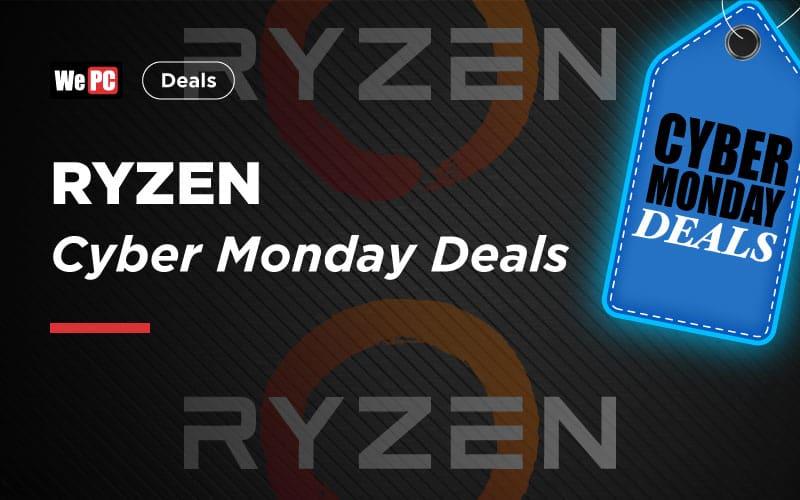 Ryzen Cyber Monday Deals