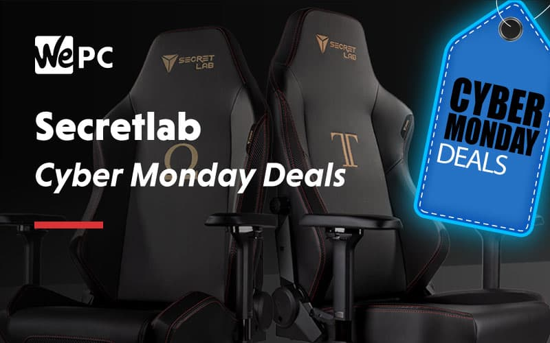 Secretlab Cyber Monday Deals 1