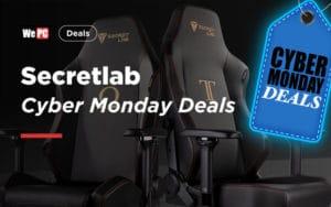 The Best Cyber Monday Secretlab Deals
