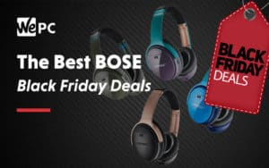 The Best BOSE Black Friday Deals