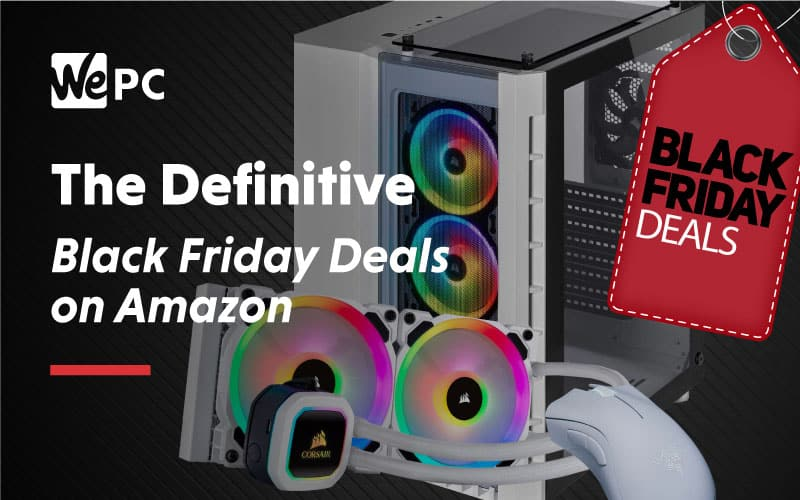 The Definitive Black Friday Deals on Amazon
