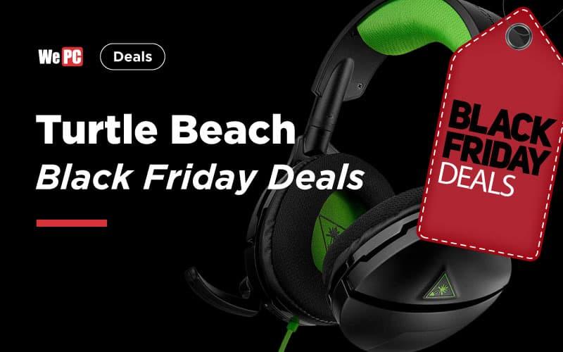 Turtle Beach Black Friday Deals