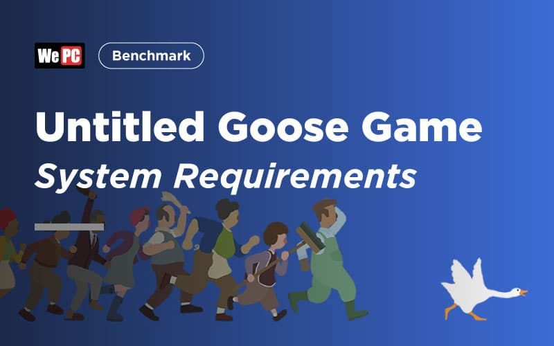 Untitled Goose Game System Requirements