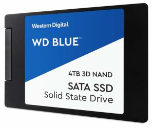 WD Blue 3D NAND Internal SSD