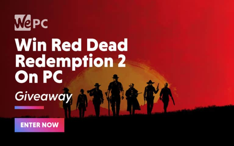 Win Red Dead Redemption 2 on PC Giveaway