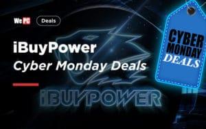 iBuyPower Cyber Monday Deals
