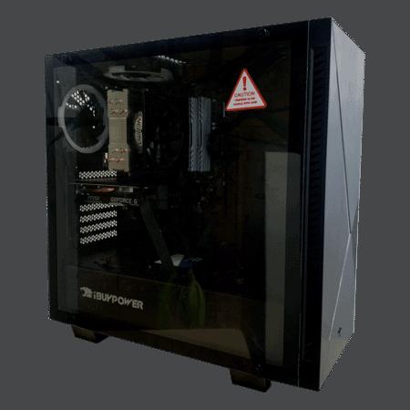 iBuyPower RDY SLIIRG201 Gaming PC
