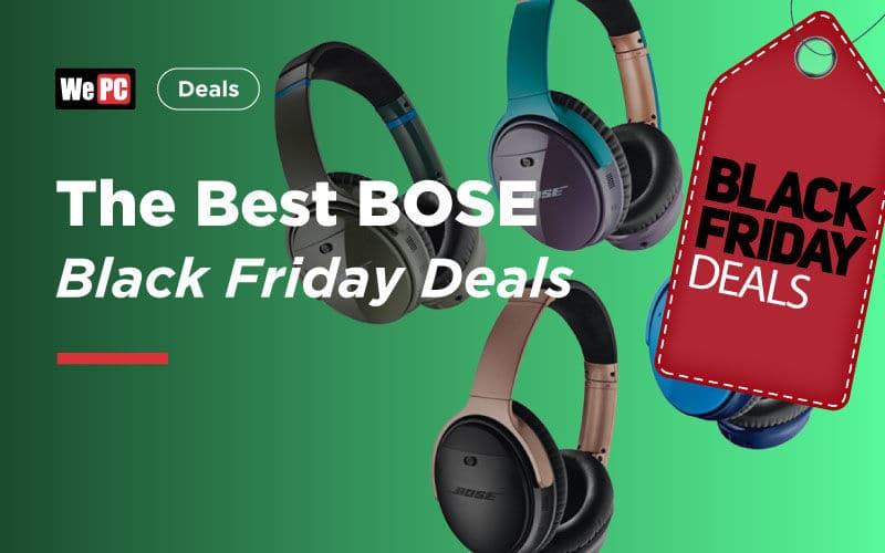 large Bose Black Friday Deals