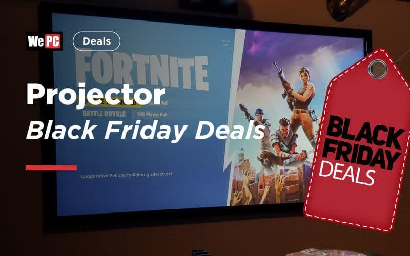 Black Friday Projector Deals