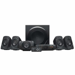 logitech speaker system black friday deal