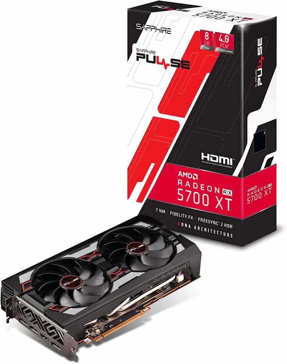 SAPPHIRE Radeon Pulse RX 5700 XT 8GB