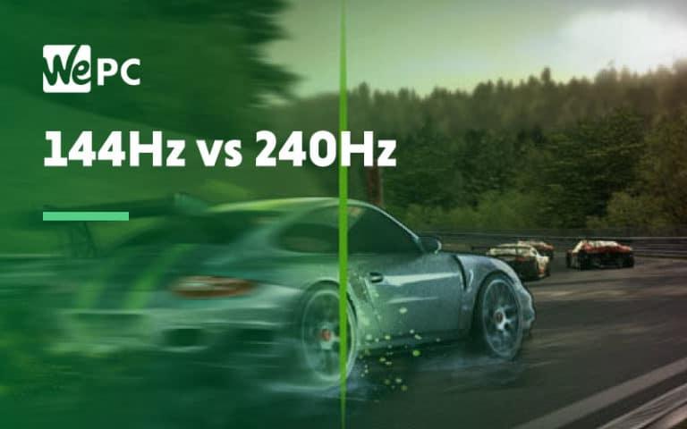 144Hz vs 240Hz
