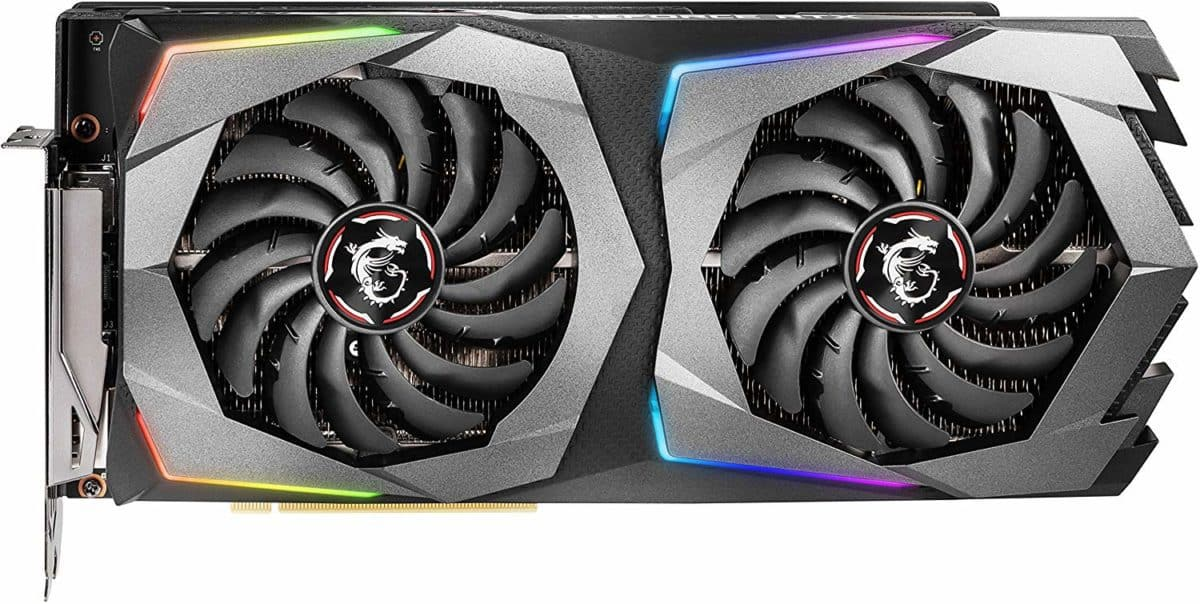 MSI GAMING Z GeForce RTX 2070 8GB