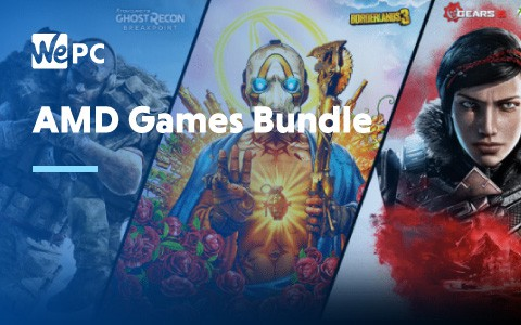 AMD Games Bundle 1