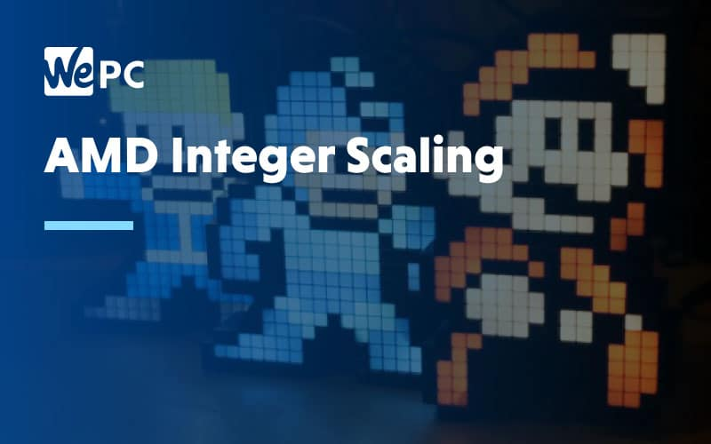 AMD Integer Scaling