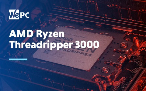 AMD Ryzen Threadripper 3000 1